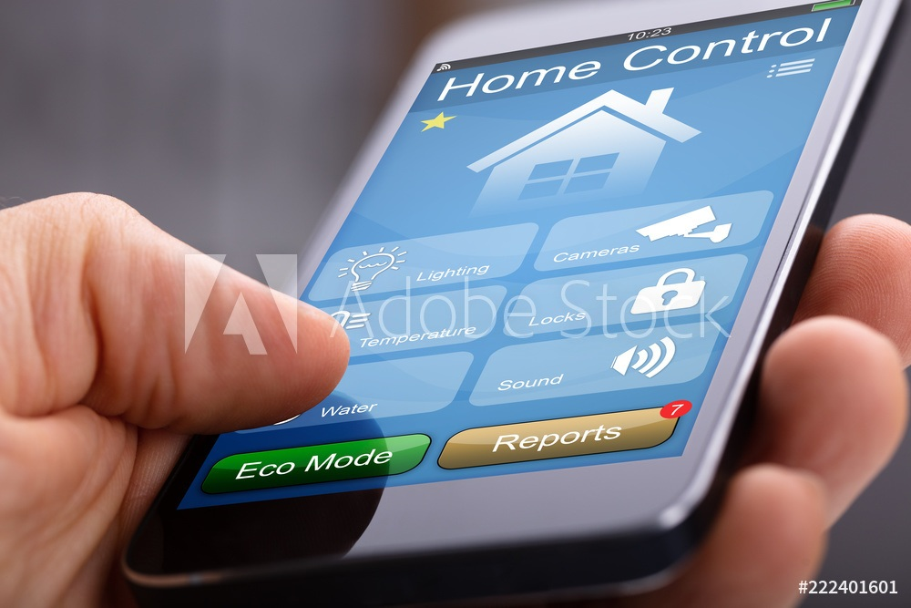Self Monitored Security System